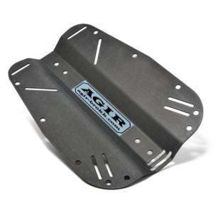 Backplate aluminium regular size