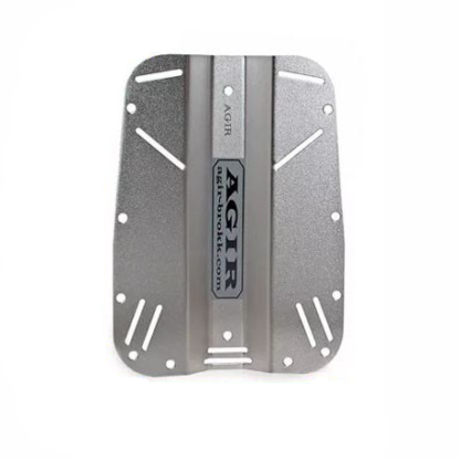 Backplate stainless steel short