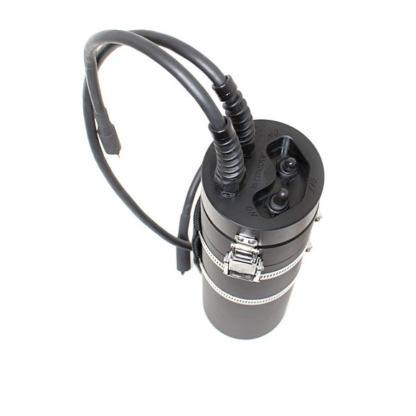 Lid 90 mm dual output