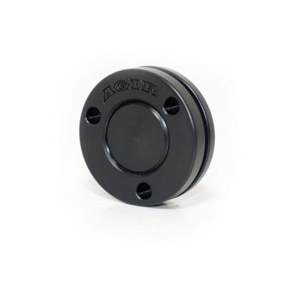 Comfort valve blanking plug