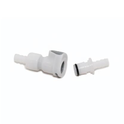 Comfort valve quick disconnector
