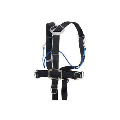 Ratatosk lightweight sidemount harness standard