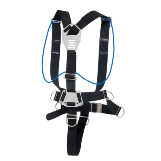 Ratatosk sidemount harness standard