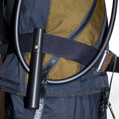 Long hose retainer